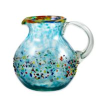 Aqua Del Sol Pitcher in Blue