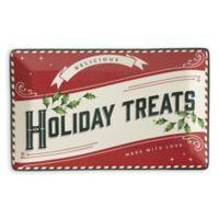 Lenox® Holiday Vintage Treats™ 13-Inch Rectangular Tray