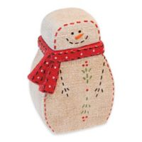 Boston International Comfort Snowman Cookie Jar