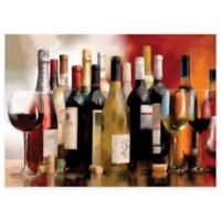 Wine Party Laminated Placemats (Set of 4)
