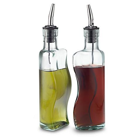 tablecraft puzzle shaped oil and vinegar bottle set bed. Black Bedroom Furniture Sets. Home Design Ideas