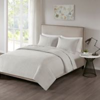 510 Designs Otto Full/Queen Coverlet in Grey