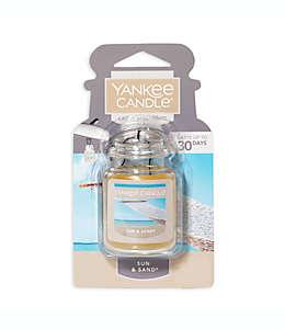 Aromatizante para auto Pink Sands™ Yankee Candle® Car Jar® Ultimate