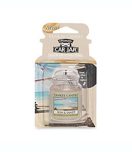 Aromatizante para auto Sun & Sand™ Yankee Candle® Car Jar® Ultimate