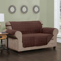 Sussex Sofa Reversible Furniture Protector in Chocolate