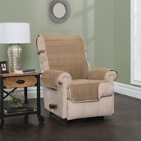 Innovative Textile Solutions Sussex Recliner Protector Slipcover in Natural