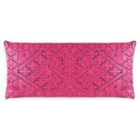 Safavieh Lila Oblong Throw Pillow in Magenta