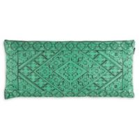 Safavieh Lila Oblong Throw Pillow in Sea Green