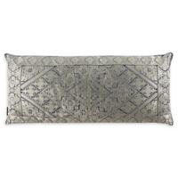 Safavieh Lila Oblong Throw Pillow in Grey