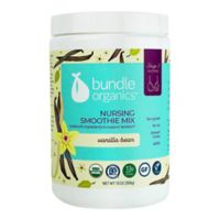 Bundle Organics™ 13 oz. Vanilla Bean Nursing Smoothie Mix