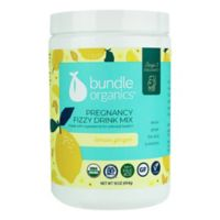 Bundle Organics™ 16 oz. Lemon Ginger Pregnancy Fizzy Drink Mix