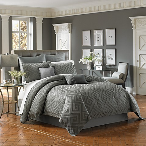 palais royale™ lucerne comforter set - bed bath & beyond