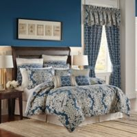Croscill® Madrena Queen Comforter Set in Teal