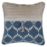 Croscill® Madrena Fashion Square Throw Pillow in Teal