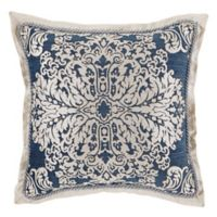 Croscill® Madrena Square Throw Pillow in Teal