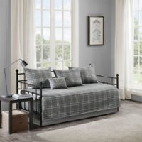 Intelligent Design Daryl Reversible Daybed Set in Grey