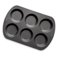 Wilton® Nonstick 6-Cavity Mini Pie Pan