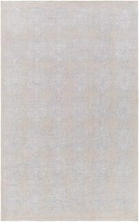 Surya Adeline Medallion 2' x 3'4 Accent Rug in Grey