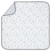 Gerber® Clouds and Stars Blanket in Grey