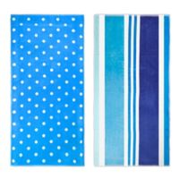 2-Pack Cool Value Beach Towels