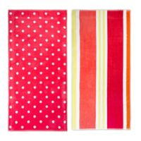 2-Pack Warm Value Beach Towels