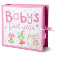 Little Me® Baby Animals Keepsake Box