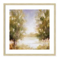 Gentle Groves II Framed Wall Art