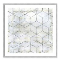Geometric VI Framed Wall Art