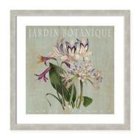 Jardin Botanique I Framed Wall Art