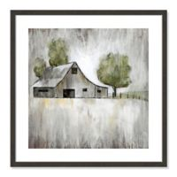 Weathered Barn Framed Wall Art