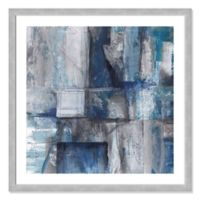 Patchwork Abstract II Framed Wall Art