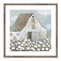 Mill Creek Farm I 24.5-Inch Square Framed Wall Art