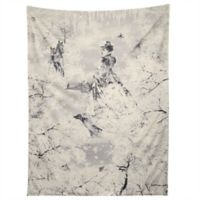 Deny Designs Belle13 Winter Lady 80-Inch x 60-Inch Tapestry