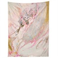 Deny Designs Iveta Abolina Winter Marble 80-Inch x 60-Inch Tapestry