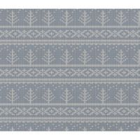 Deny Designs Fair Isle 16-Inch x 20-Inch Wall Art