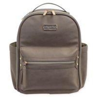 Itzy Ritzy® Mini Backpack Diaper Bag in Taupe