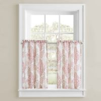 Galileo 45-Inch Window Curtain Pair in Blush