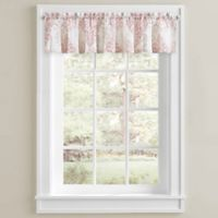 Galileo Window Valance in Blush