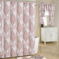 Galileo 70-Inch x 95-Inch Shower Curtain in Blush