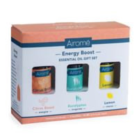 Energy Boost 100% Pure 10 ml. Essential Oils Gift Set