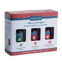 Merry & Bright 100% Pure 10 ml. Essential Oils Gift Set