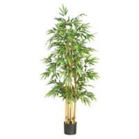Nearly Natural 64-Inch Artificial Bamboo Tree