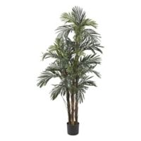 Nearly Natural 5-Foot Artificial Robellini Palm Tree