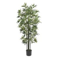 Nearly Natural 6-Foot Artificial Bamboo Tree