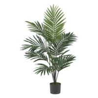 Nearly Natural 5-Foot Artificial Kentia Silk Palm Tree