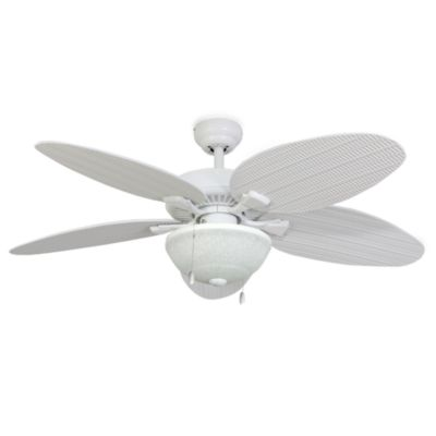 52inch hawks cay outdoor ceiling fan with light kit