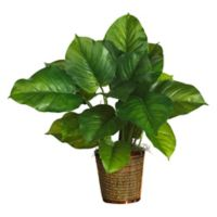 Nearly Natural 29-Inch Large Leaf Philodendron Silk Plant
