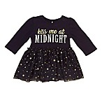 Baby Starters® Size 3M Kiss Midnight Dress in Black