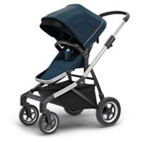 Thule Sleek Stroller in Navy Blue