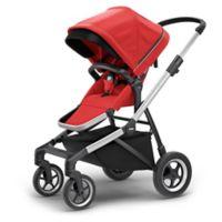 Thule Sleek Stroller in Energy Red